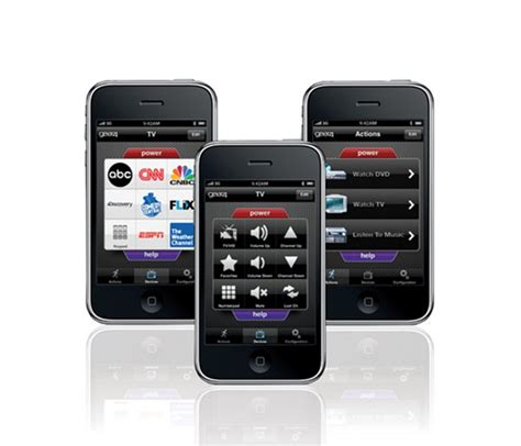 remote iphone make iphone your remote for all your devices