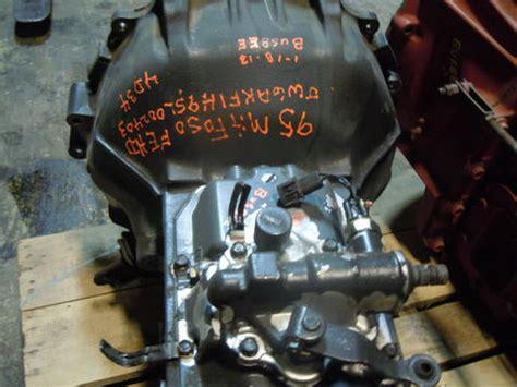 how to fix cars 1985 mitsubishi truck transmission control mitsubishi fuso transmission all cast iron manual standard fe 5 speed 1995 1999 used isuzu npr