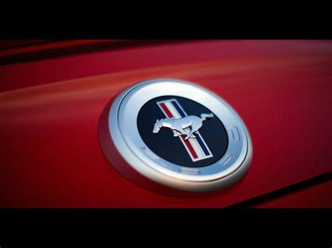 Ford Mustang Emblem Wallpaper by Ford Mustang Logo Wallpapers Wallpaper Cave