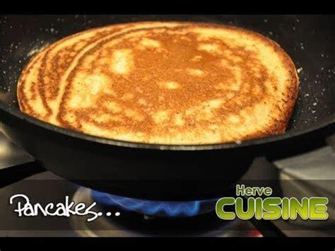 hervé cuisine recette facile des pancakes moelleux par hervé cuisine