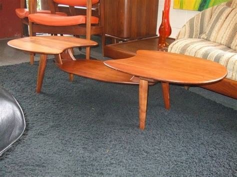 multi level coffee table coolest multi level coffee table ever mid century