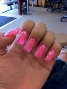 New Nail Design: Neon Pink Nails 2012 | La vie en rose ...
