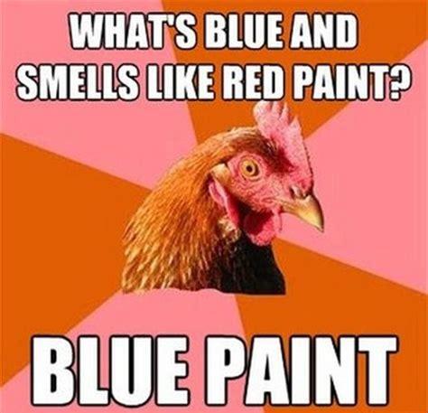 Anti Joke Meme - best of the anti joke chicken 24 pics