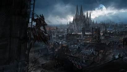 Bloodborne Abyss Hintergrund