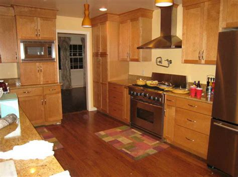kitchen color ideas with oak cabinets modern home exteriors