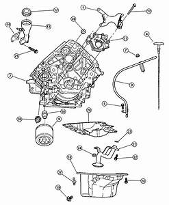 2011 Dodge Avenger Engine Diagram