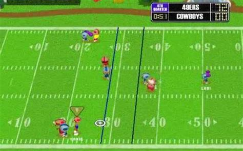 Backyard Football Pc by Backyard Football 2002 Pc