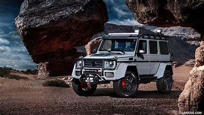 Brabus 4x4 Adventure Mercedes Class Benz Based