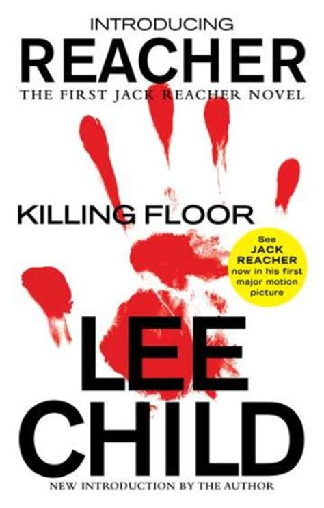 reacher killing floor child books in order reacher