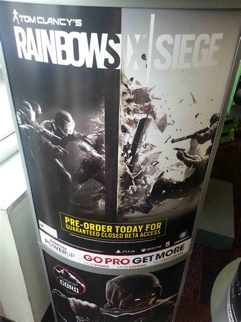 siege ps4 rainbow six siege ps4 beta coming later this year