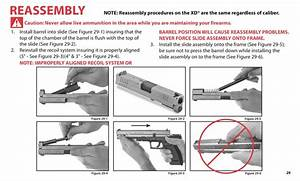 9mm Mod 2 Service  4 U0026quot   Vs Mod 2  3 U0026quot   Recoil System