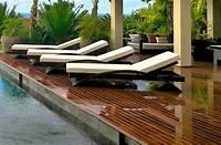 swimming pool furniture Swimming Pool Furniture Ideas | Backyard Design Ideas