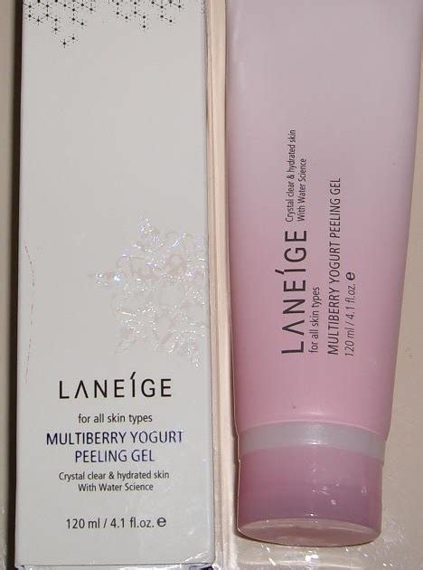 Harga Laneige Multiberry Yogurt blushed wombat laneige multiberry yogurt peeling gel