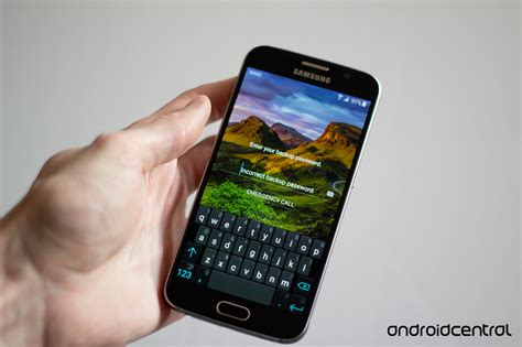 i forgot my phone password what to do if you forgot your samsung galaxy s6 lock