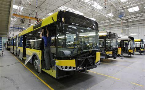autobusy z niemiec do polski solaris sprzeda 74 autobusy do niemiec