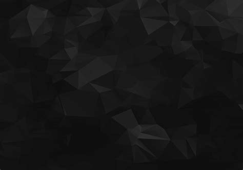 Abstract Black Bg by Abstract Background Polygon Arbortech