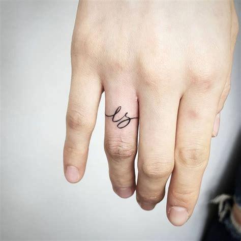 wedding ring tattoos ideas ring finger tattoo