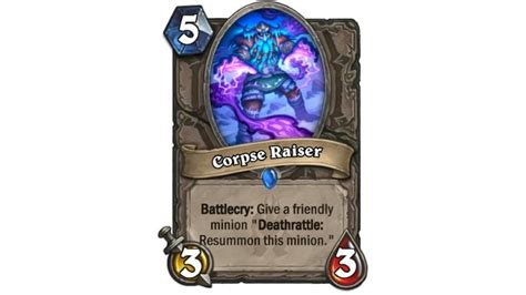 deathrattle hunter deck list guide september 2017