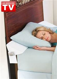 mattress wedge as seen on tv carolwrightgiftscom With bed wedge to keep pillows from falling