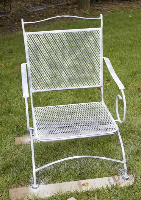 how to clean rust lawn furniture 1000 ideas about