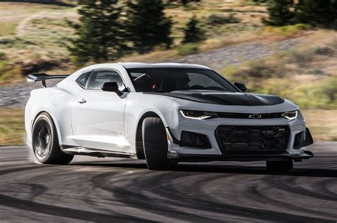 First Drive: 2018 Chevrolet Camaro ZL1 1LE