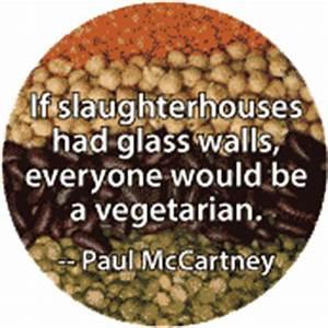 Paul Mccartney Vegetarian Quotes. QuotesGram
