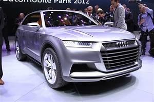 Audi Paris Est Evolution : mondial de l 39 auto de paris 2012 audi crosslane concept dark cars wallpapers ~ Gottalentnigeria.com Avis de Voitures