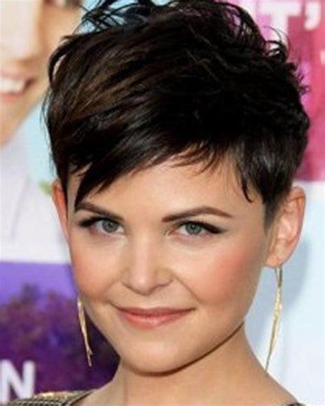 short haircuts  bangs  women   faces short