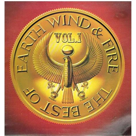 Best Of Earth Wind And by The Best Of Earth Wind Vol 1 By Earth Wind