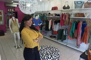 bmcc news an entrepreneur s clothing store