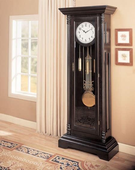 compilation  grandfather floor standing clocks