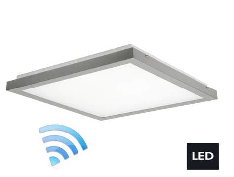 led deckenleuchte 3500 lumen leuchte mit sensor bewegungsmelder grau 24641 ebay
