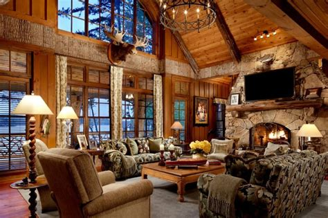 luxury hunting lodges     visit wide