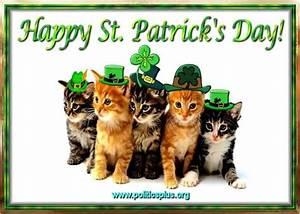 Happy Saint Patrick's Day! – Politics Plus