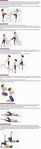 Какие делать упражнения чтобы похудели ноги за неделю