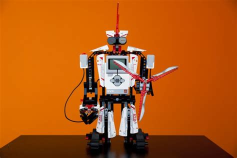 robot android review lego mindstorms ev3 wired