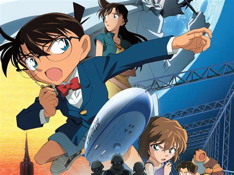 Detective Conan Anime Manga High Resolution In HD