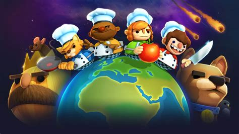Overcooked is, once again, free to own on Epic Games Store ...