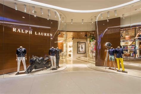 Stylish stores: Ralph Lauren flagship store in Bangkok