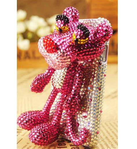cell phone bling dancer rhinestone clear cell phones