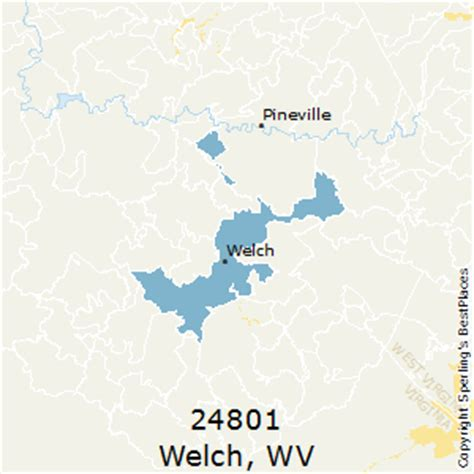 Best Places To Live In Welch (zip 24801), West Virginia