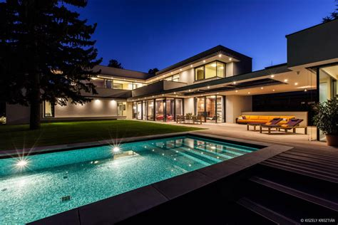 luxury homes modern day bauhaus home is a contemporary masterpiece