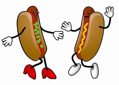Dog Clipart Hotdog Hotdogs Cartoon Dogs Clip