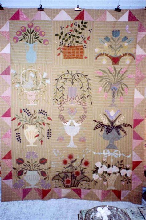 Applique Quilt Patterns by Botanika Applique Pattern Robyn Pandolph
