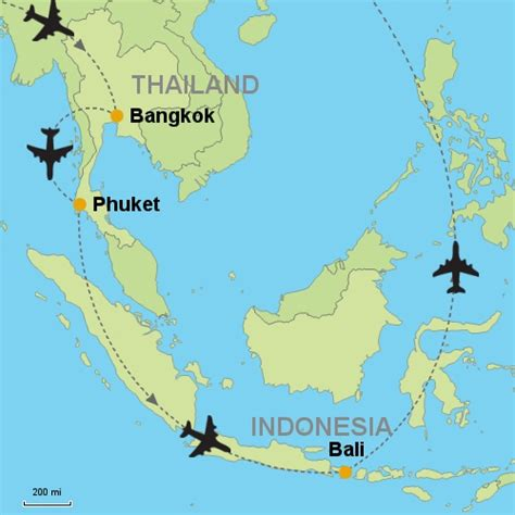 bali   world map  travel information
