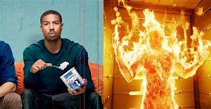 'Fantastic Four' Reboot: Michael B. Jordan Responds to Human Torch Criticism