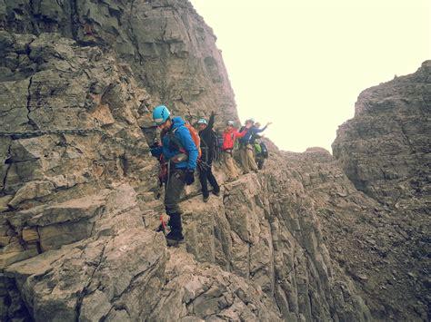 yamnuska mountain adventures specialty programs