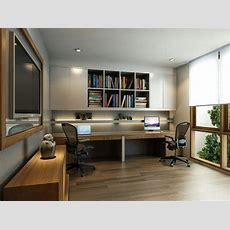While Furnishing Apartment Or House, Many Neglect Such An Important Room As Home Office However