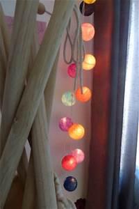 Guirlande Chambre Fille : chambre de lily 6 ans 17 photos smarti26 ~ Teatrodelosmanantiales.com Idées de Décoration