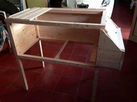 Come Costruire Gabbie Per Conigli - come costruire una gabbia per pernici coturnici